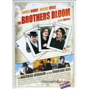 The Brothers Bloom Poster Swedish_DVD