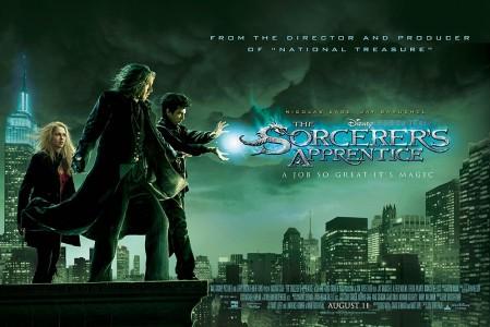 Sorcerer's Apprentice BAnner
