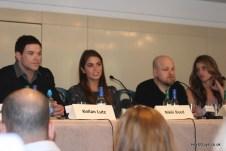 Twilight Eclipse UK Press Conference-33