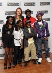 Africa United - Photocall: 54th BFI London Film Festival