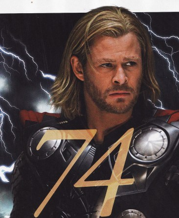 Thor - Chris Hemsworth 2