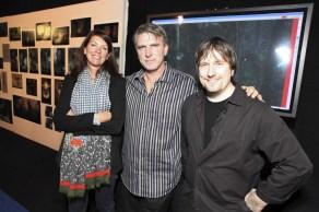 Avatar US Press Day - Robert Stromberg, Yuri Bartolli and Deborah Scott