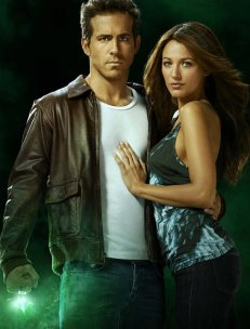 The Green Lantern - Ryan Reynolds and Blake Lively
