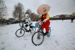 Family Guy - It's a Snow Trap-8