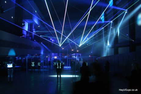 Tron Legacy Afterparty - The Tate Modern-11