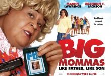 Big Momma 3 UK Poster