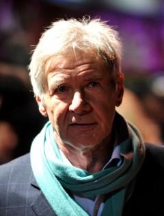 Morning Glory UK Premiere - Harrison Ford