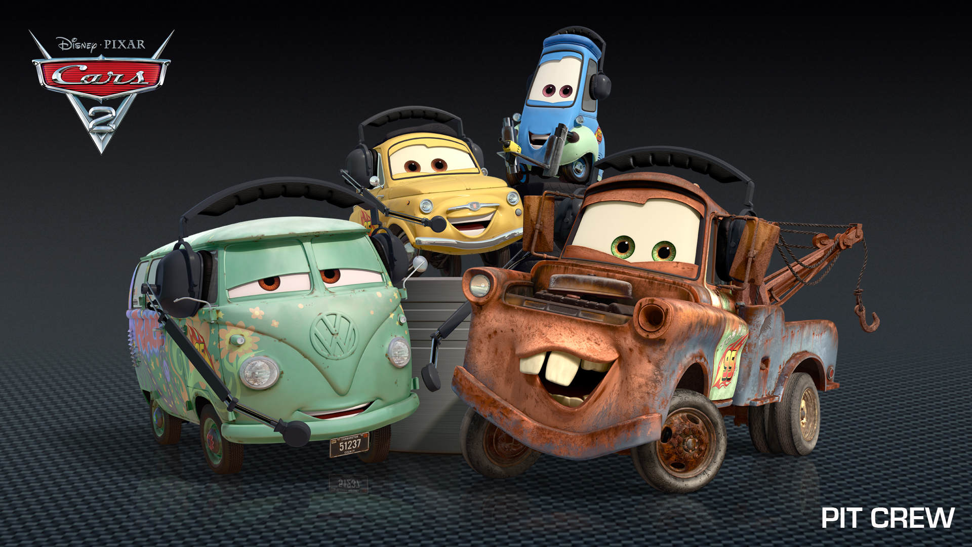 Cars 2 Characters Images Descriptions Revealed Lightning