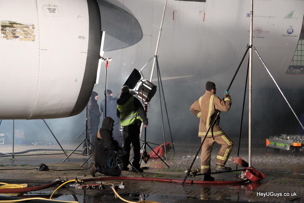 Airborne Set Visit - Feb 2011-23