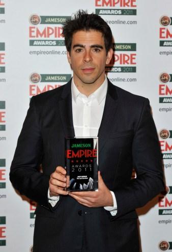 Jameson Empire Movie Awards 2011-30