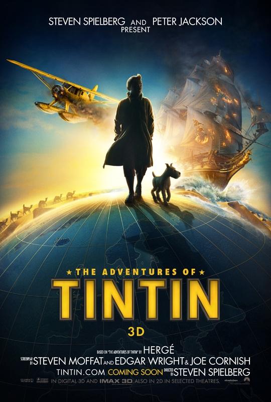Tintin-UK-Poster