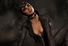 Batman Arkham City - Catwoman