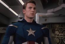 Chris Evans - Captain America New Suit