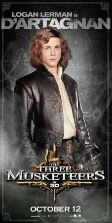 The Three Musketeers Character Banner (15)