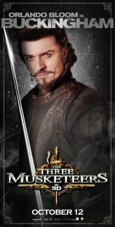 The Three Musketeers Character Banner (16)