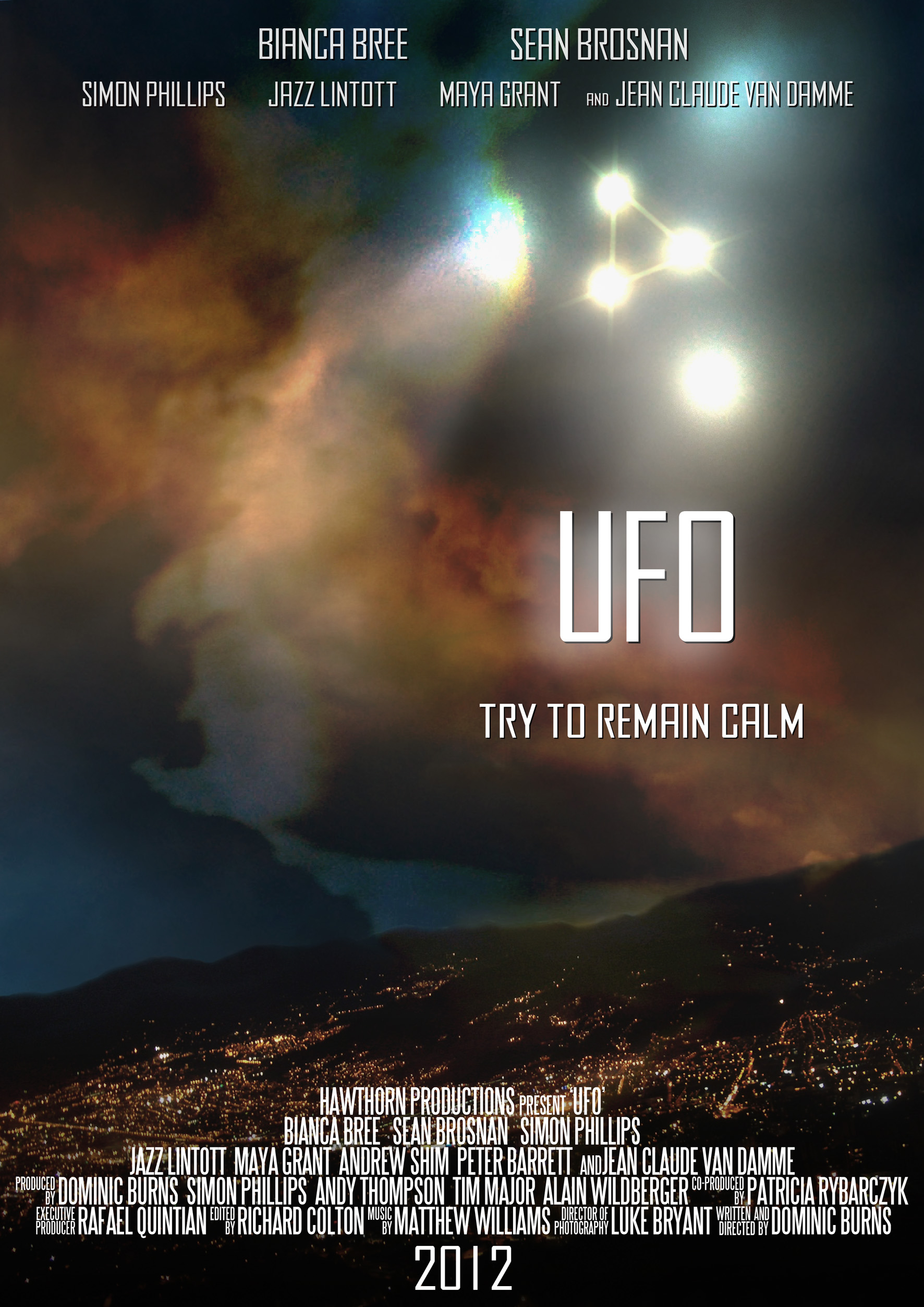 Exclusive Casting News, Synopsis & First Look Poster for UFO