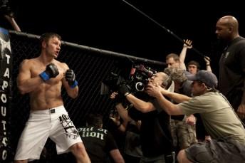 Warrior Set Pic - Joel Edgerton