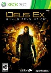 Deus Ex: Human Revolution Box Art