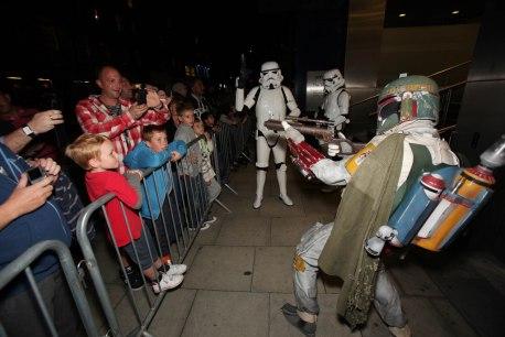 Star Wars Lightsaber Party (9)
