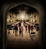 Set Plates - The Great Hall