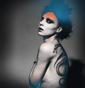 the girl with the dragon tattoo pics 2