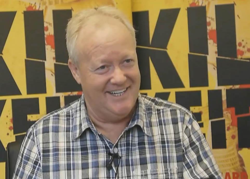 Exclusive Interview - Keith Chegwin Talks Kill Keith - HeyUGuys