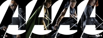 The Avengers Character Poster 2