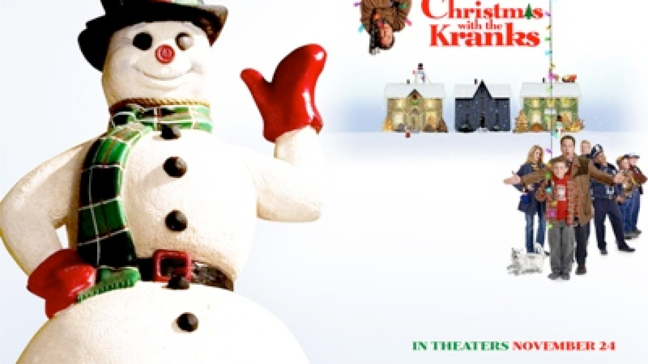 Christmas With The Kranks Dvd.Christmas With The Kranks Video Vault