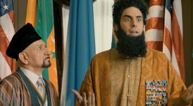 the dictator trailer