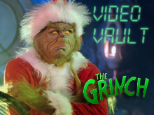 christmas video vault how the grinch stole christmas 2000 - How The Grinch Stole Christmas 2000 Cast