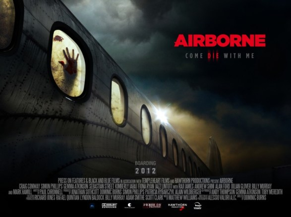 Airborne Poster sized