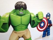 Lego Avengers 1