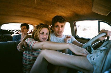 On The Road Sam Riley Kristen Stewart Garrett Hedlund