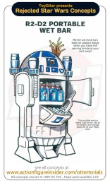 Star Wars Merchandise - Wet Bar