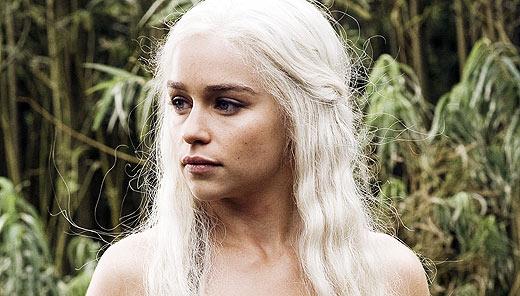 Game Of Thrones Interview Emilia Clarke Daenerys