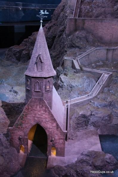 Harry Potter Studio Tour - Hogwarts Model - HeyUGuys (29)