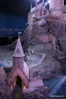 Harry Potter Studio Tour - Hogwarts Model - HeyUGuys (30)