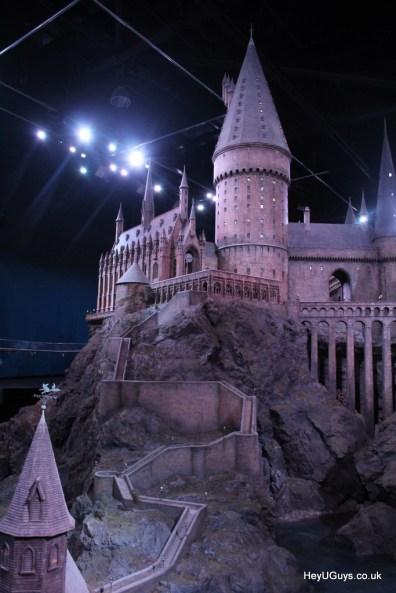 Harry Potter Studio Tour - Hogwarts Model - HeyUGuys (31)