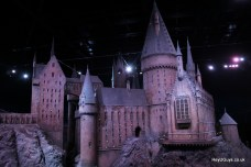 Harry Potter Studio Tour - Hogwarts Model - HeyUGuys (37)