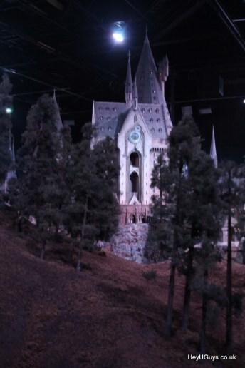 Harry Potter Studio Tour - Hogwarts Model - HeyUGuys (40)