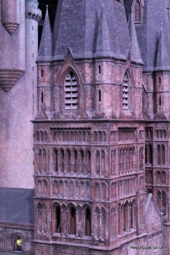 Harry Potter Studio Tour - Hogwarts Model - HeyUGuys (52)