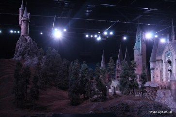 Harry Potter Studio Tour - Hogwarts Model - HeyUGuys (58)