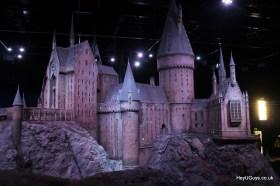Harry Potter Studio Tour - Hogwarts Model - HeyUGuys (59)