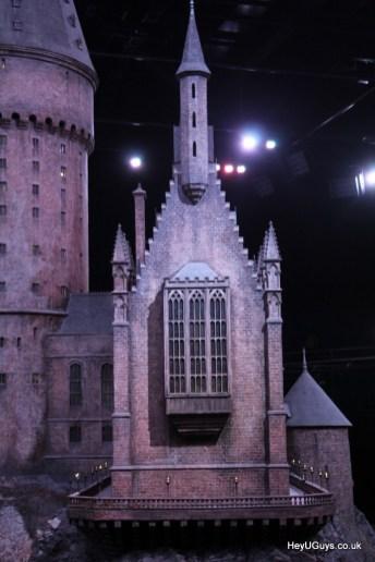 Harry Potter Studio Tour - Hogwarts Model - HeyUGuys (61)