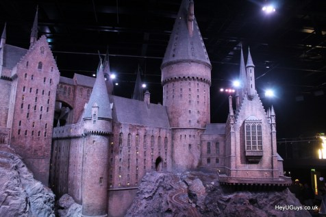 Harry Potter Studio Tour - Hogwarts Model - HeyUGuys (63)