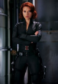 The Avengers Black Widow 2