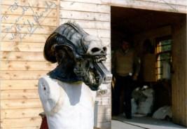 Alien head set pic