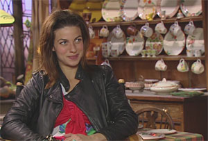 Exclusive interview natalia tena talks harry potter for Natalia s kitchen
