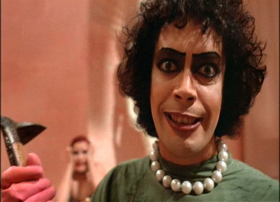 Tim Curry Rocky Horror