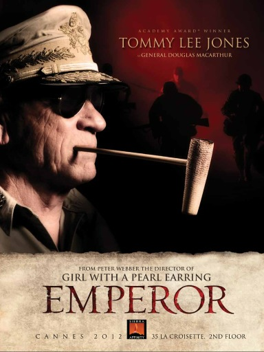 Emperor poster 2